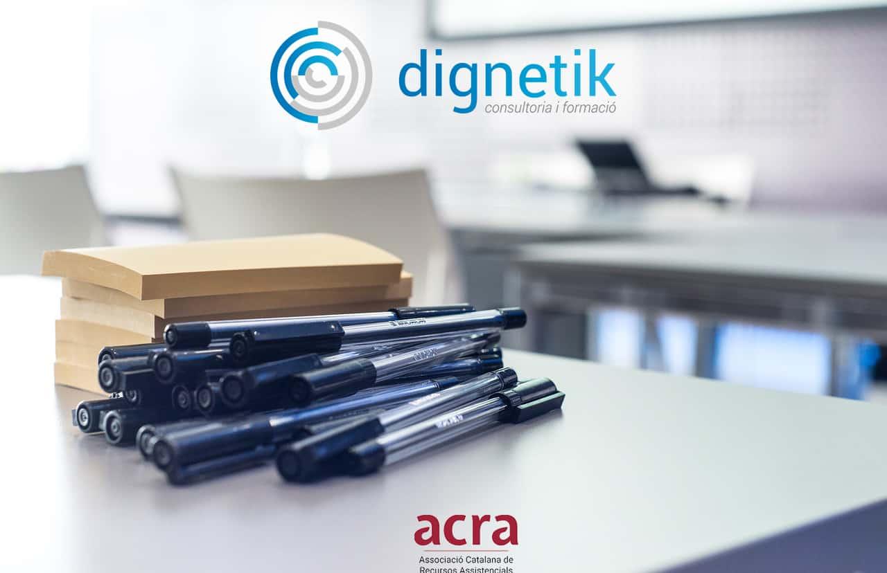 Gestión de equipos de reflexión ética en las organizaciones sociosanitarias   Dignetik – ACRA