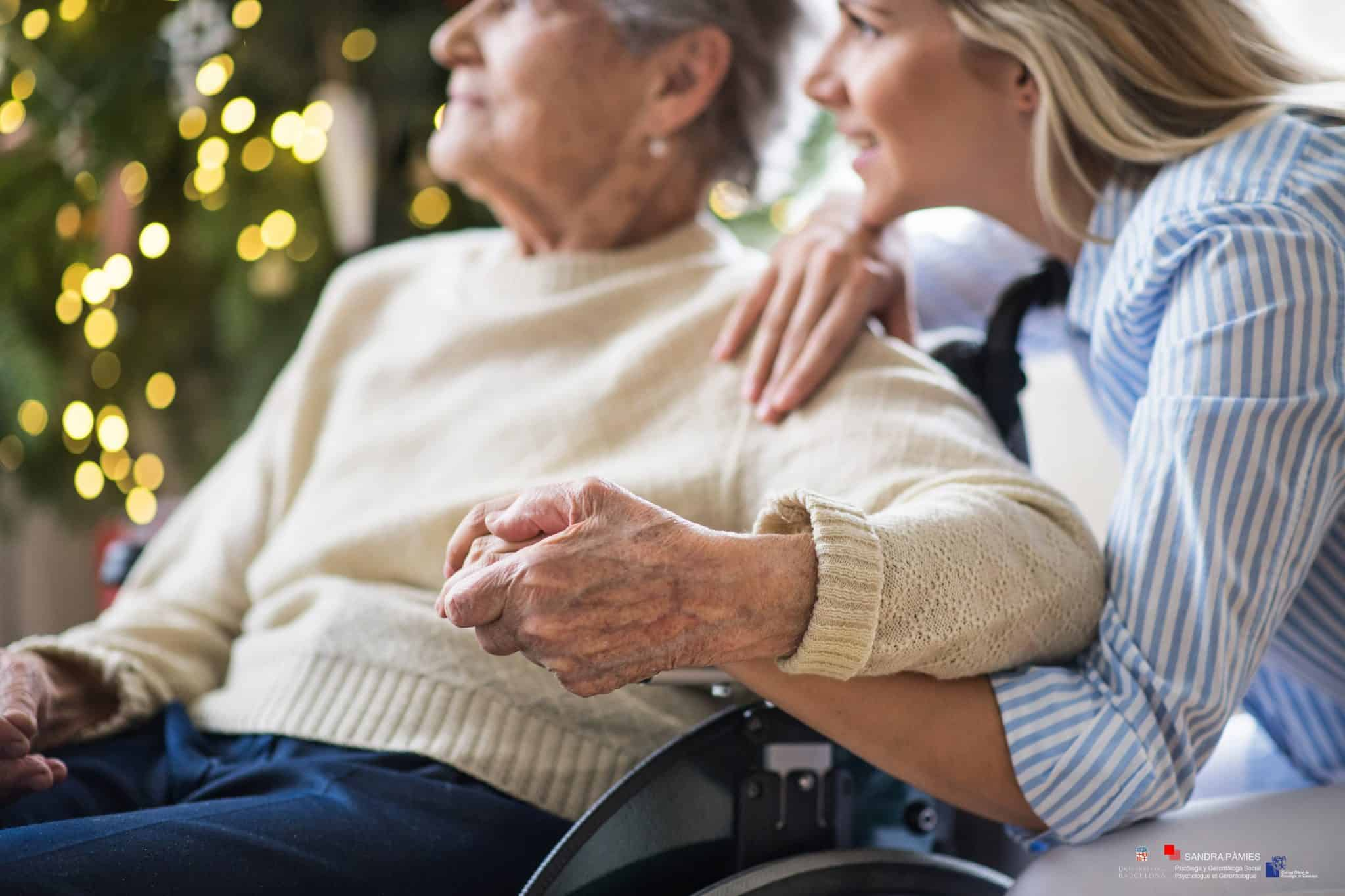 Para cuidadores de personas mayores dependientes 5ª Edición
