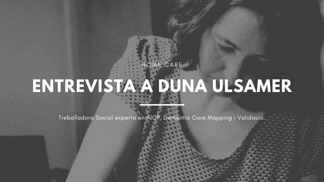 Entrevista a Duna Ulsamer, Treballadora Social.
