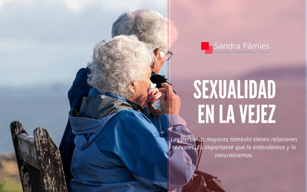 sexualidad en personas mayores